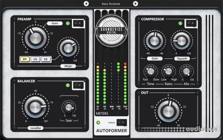 Soundevice Digital Autoformer v1.4 WiN