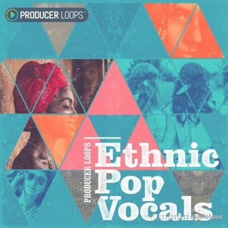 Producer Loops Ethnic Pop Vocals MULTiFORMAT