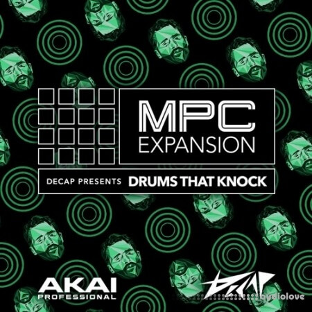 Akai Professional DECAP Drums That Knock