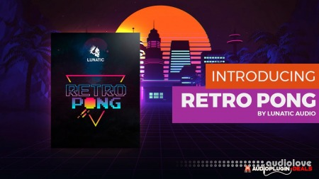 Lunatic Audio Retro Pong v1.2.103 WiN MacOSX