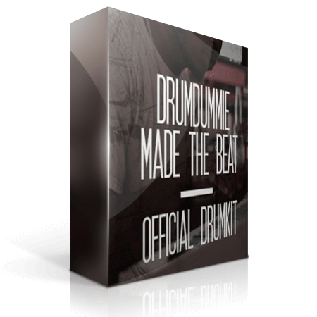 Drumdummie Made The Beat Kit WAV Synth Presets
