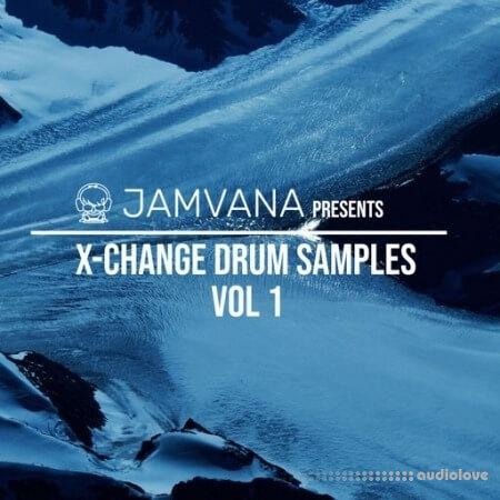 Jamvana presents X-Change Drum Samples Vol.1 WAV