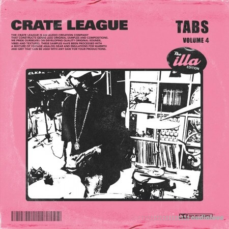 The Crate League Tabs Vol.4 (The Illa Edition) WAV