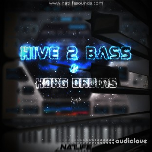 NatLife Hive 2 Bass and Korg Drums V1
