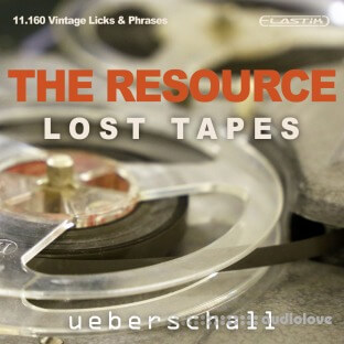 Ueberschall The Resource Lost Tapes