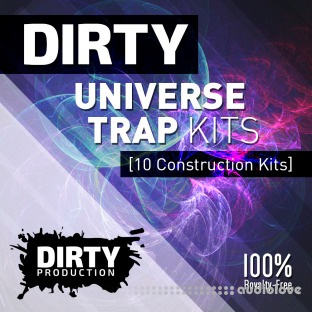Dirty Production Dirty Universe Trap Kits