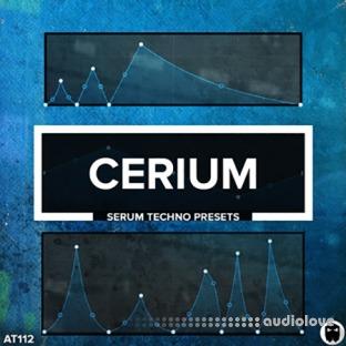 Audiotent Cerium Serum Techno Presets