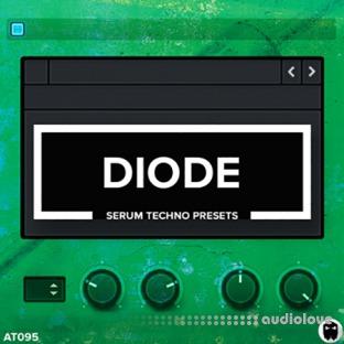 Audiotent DIODE Serum Techno Presets