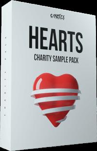Cymatics Hearts Charity Sample Pack