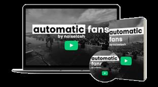 Noiselash Automatic Fans Get Automatic Spotify Fans