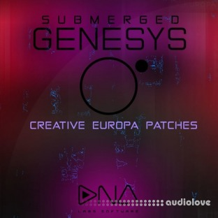 DNA Labs Software Europa Submerged Genesys