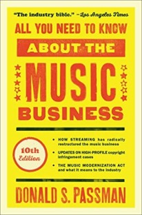 All You Need To Know About Music Business 10th Edition