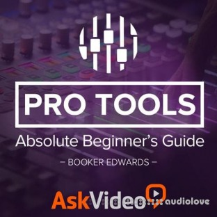 macProVideo Pro Tools 12 100: Absolute Beginner's Guide