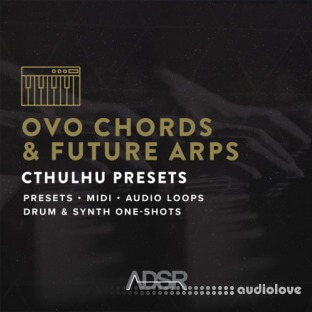 ADSR Sounds OVO Chords and Future Arps