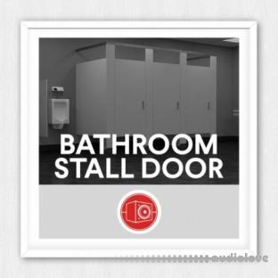 Big Room Sound Bathroom Stall Door