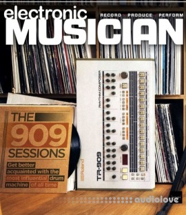 Electronic Musician - June 2020