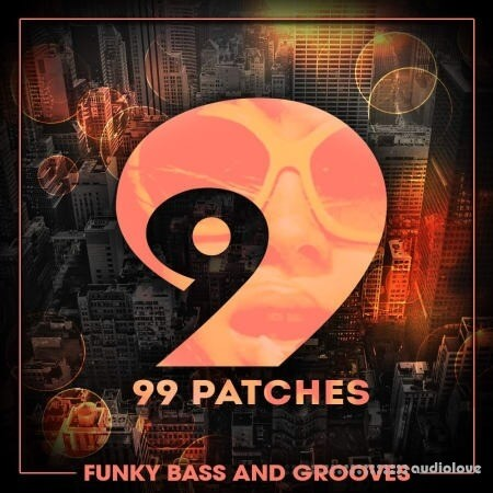 99 Patches Funky Bass and Grooves WAV