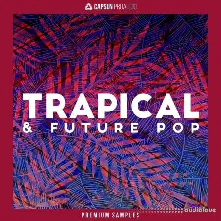 CAPSUN ProAudio Trapical and Future Pop WAV REX