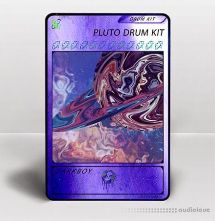 Cash Global Kits DARKBOY Pluto Drum Kit WAV