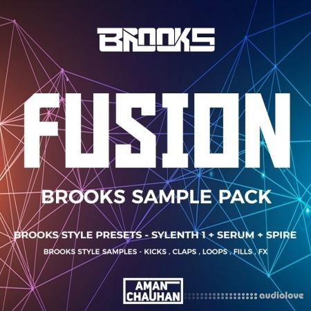 Aman Chauhan Fusion Brooks Sample Pack Vol.1 WAV Synth Presets DAW Templates