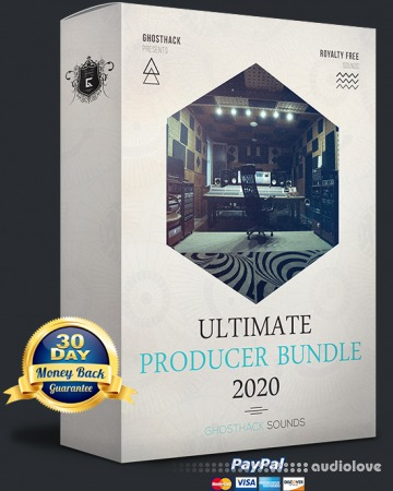 Ghosthack Ultimate Producer Bundle 2020 WAV MiDi Synth Presets