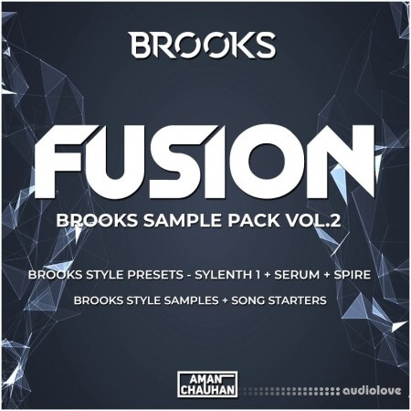 Aman Chauhan Fusion Brooks Sample Pack Vol.2