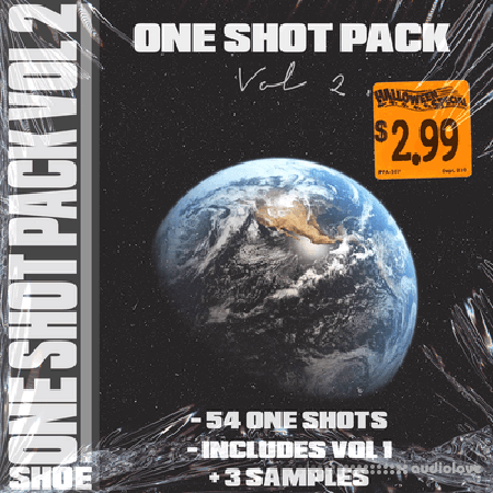 Shoe One Shot Pack Vol.1-2 WAV