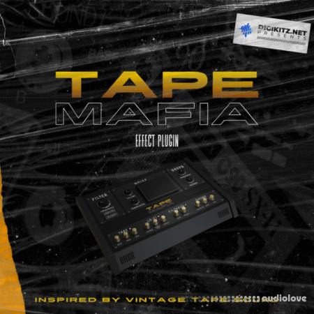 Digikitz Tape Mafia v1.0 WiN MacOSX