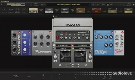 Kuassa Amplification-360 v1.0.0 CE WiN