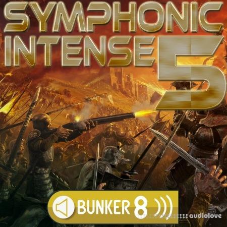 Bunker 8 Digital Labs Symphonic Intense 5 WAV MiDi AiFF
