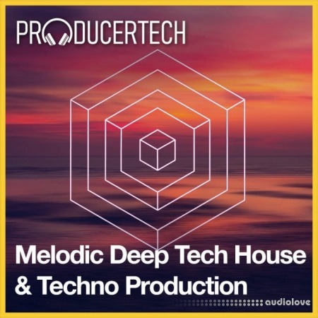 Producertech Melodic Deep Tech House and Techno Production Part 1 TUTORiAL