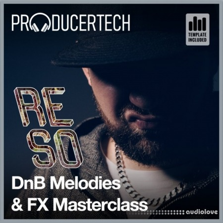 Producertech DnB Melodies and FX Masterclass TUTORiAL