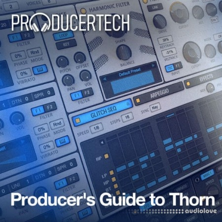 Producertech Producer's Guide to Thorn TUTORiAL