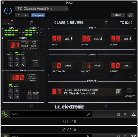 TC Electronic TC8210