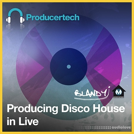 Producertech Producing Disco House In Live TUTORiAL
