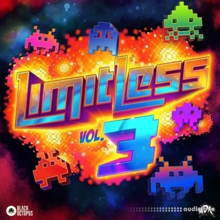 Black Octopus Sound Limitless Vol.3 by MDK MULTiFORMAT