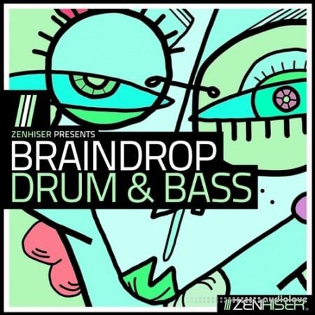 Zenhiser Braindrop Drum and Bass MULTiFORMAT