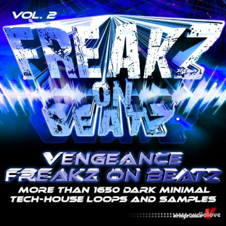 Vengeance Freakz On Beatz Vol.2 WAV ACiD AiFF EXS24