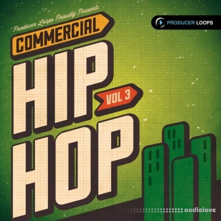 Producer Loops Commercial Hip Hop Vol.3 ACiD WAV