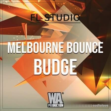 WA Production Melbourne Bounce Budge (FL Studio)