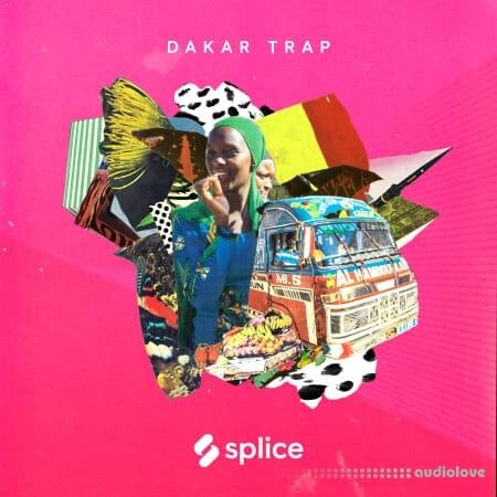 Splice Sessions Dakar Trap with ISS814 WAV MiDi