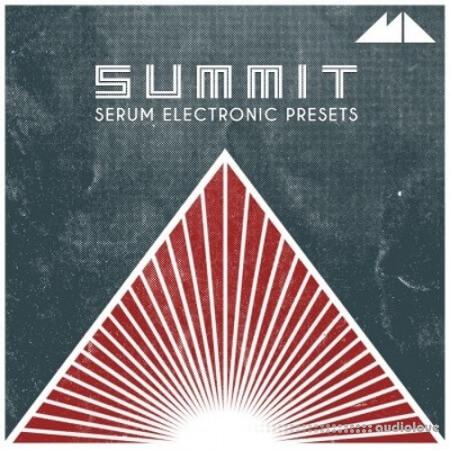 ModeAudio Summit Synth Presets WAV MiDi