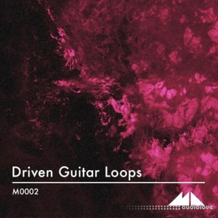 ModeAudio Driven Guitar Loops WAV