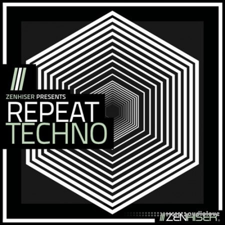 Zenhiser Repeat Techno WAV