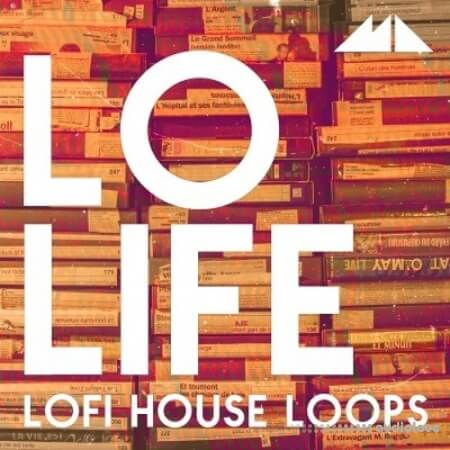 ModeAudio Lo Life (Lo-Fi House Loops) WAV MiDi