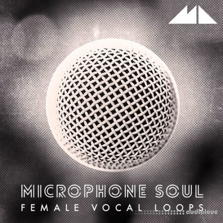 ModeAudio Microphone Soul (Female Vocal Loops) WAV