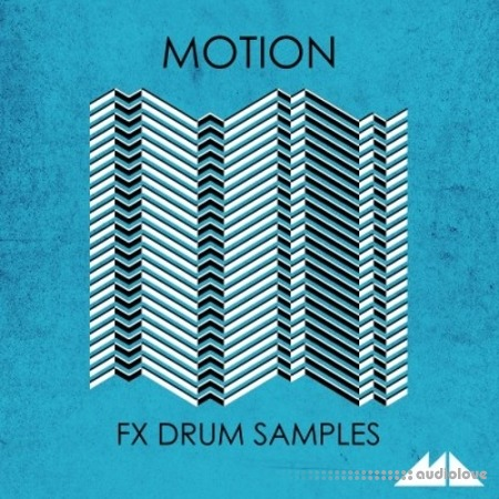 ModeAudio Motion (FX Drum Samples) WAV
