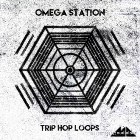 ModeAudio Omega Station (Trip Hop Loops) WAV MiDi