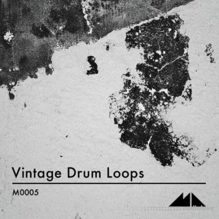 ModeAudio Vintage Drum Loops WAV MiDi
