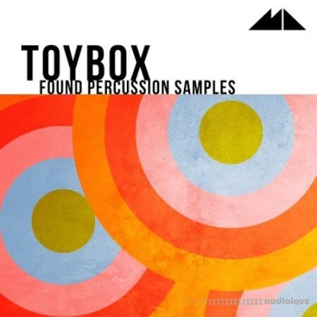 ModeAudio Toybox (Found Percussion Samples) WAV